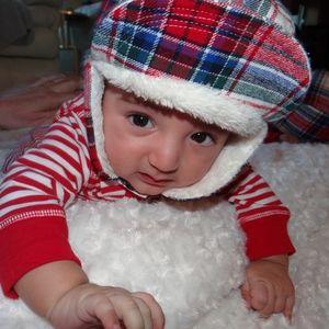 Winter Fur Lined Hat